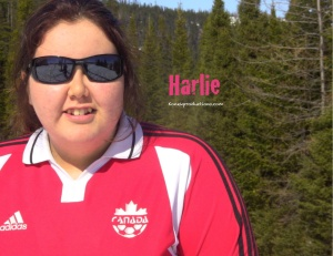 The youth of Rigolet Labrador who did the filming past two weeks